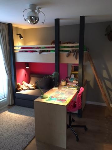 Design Ideeen Woonkamer.Interieurontwerp Kinderslaapkamer En Woonkamer Te Driehuis Huis