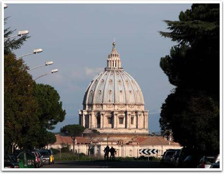 San Pietro da via Piccolomini