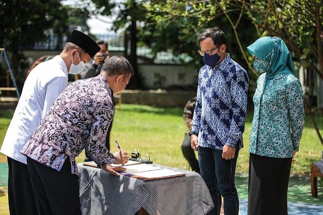 Disdukcapil Kota Bogor Targetkan Anak-anak Terlayani Adminduk