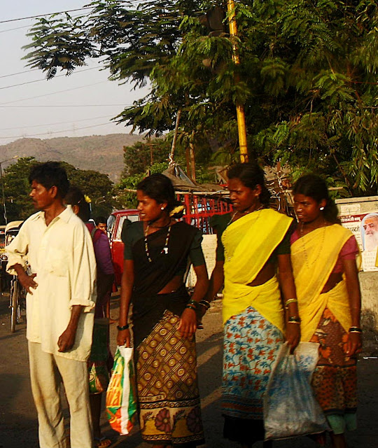 South Indian tribal women