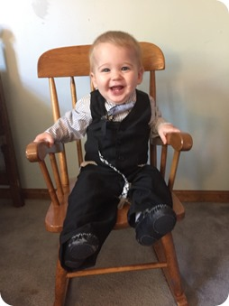 Henry's First Suit