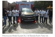 Mobil Suzuki XL 7 Resmi Diluncurkan di Aceh