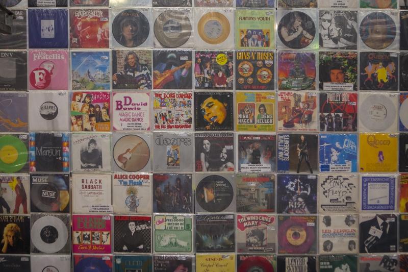 Platen en CD beurs