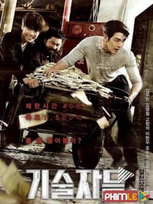 Phim Cướp Siêu Đẳng - Criminal Designer (2014)