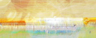 ".jpg :: 2015 :: digital giclée canvas print :: 1½"" stretcher frame :: 20 x 8 inches :: 1/1 :: $700 ;; Chestnut Hill Home ;; http://www.chestnuthillhomechagrin.com :: Greggory D. Hill :: American :: 1969 :: Breathing Color Chromata White canvas :: Bay Photo Lab :: Scotts Valley, CA"