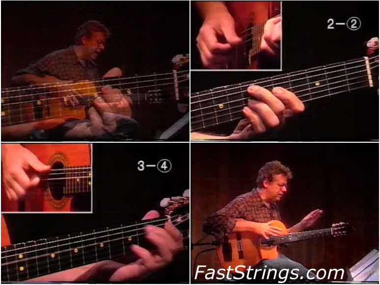 Romero Lubambo - Bossa Nova Guitar Licksamples