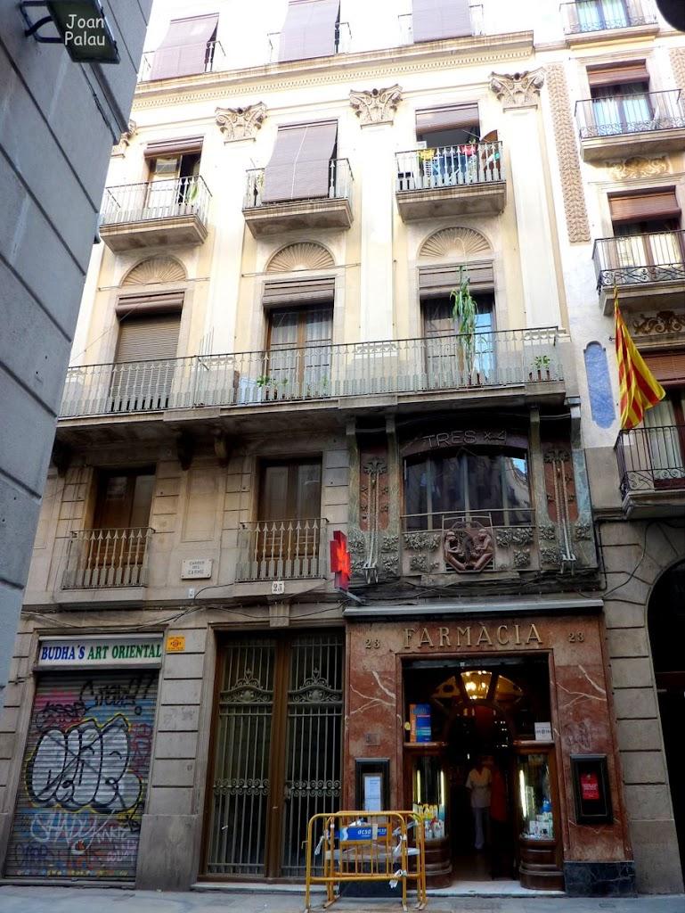 Farmacia mas i docampo antigua farmacia dr comabella barcelona modernista i singular - La farmacia en casa ...