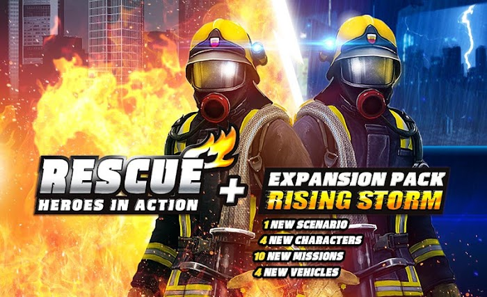 RESCUE: Heroes in Action- screenshot