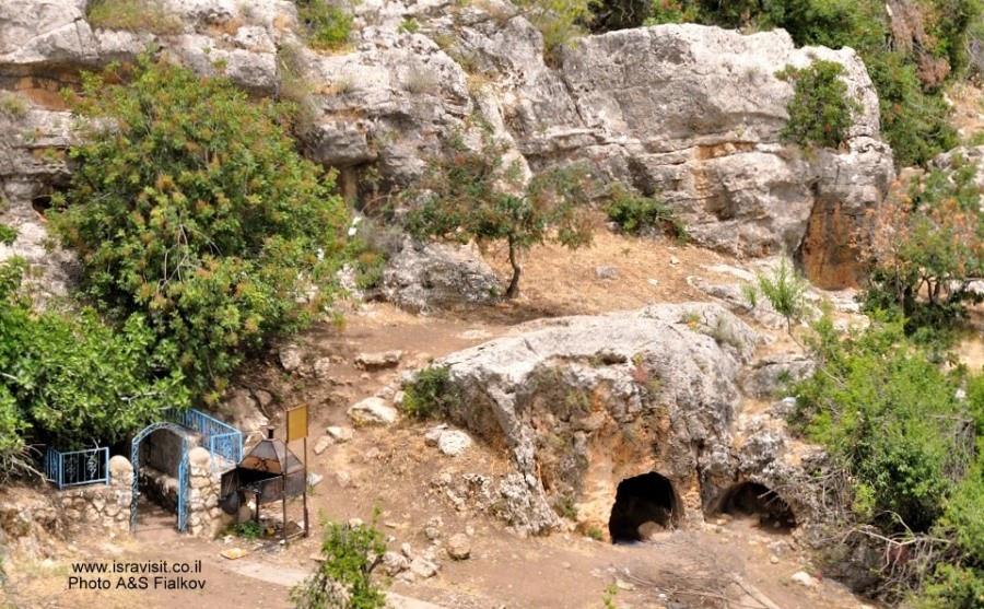 Пещеры каббалистов и еврейских праведников. Мирон, Цфат. Экскурсия по Верхней Галилее. Гид в Галилее Светлана Фиалкова.