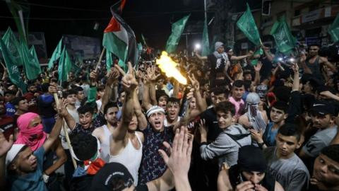 Israeli-Palestinian ceasefire comes into effect after 11 days of deadly fighting