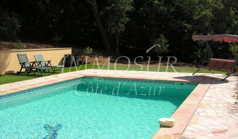 Villa with pool La Croix-Valmer