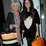 WWW.ENTSIMAGES.COM -       Binky with mum   at       Love and Lust London - launch party at Beaufort House Chelsea, 354 Kings Road, London May 21st 2013                                     Photo Mobis Photos/OIC 0203 174 1069