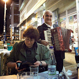 14. Street restaurant at Thessaloniki