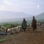 012 12 ART G72  Shepherds & Sheep & Goats in Rain.jpg