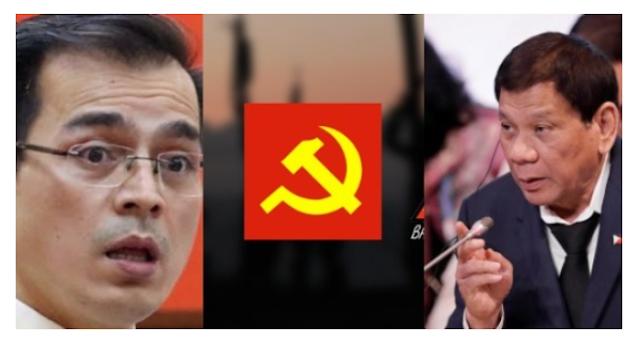 Isko, Hindi Kayang Banatan ang NPA? DU30 Govt Official, Binoljak si Yorme