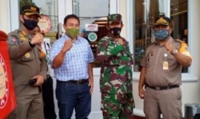 PDMPK Kecamatan Jatinegara, Petugas Gencar Laksanakan Ops. Yustisi