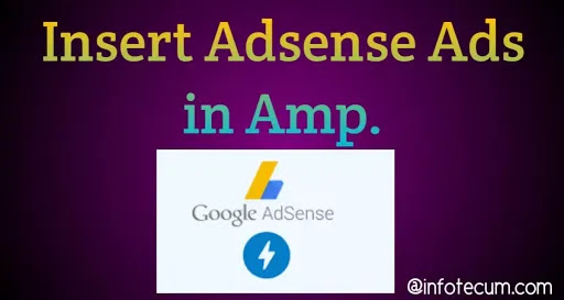 ads in an amp