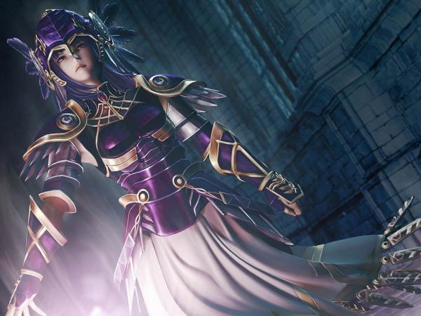 Enigmatic Hunter Beauty, Fantasy Girls 2