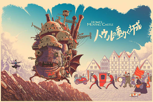 Howls Moving Castle Hindi Dub