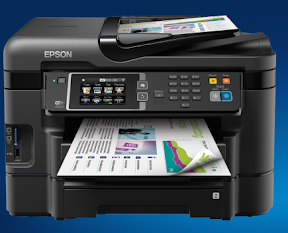 Epson WorkForce WF-3640DTWF driver download for windows mac os x, Epson WorkForce WF-3640DTWF driver