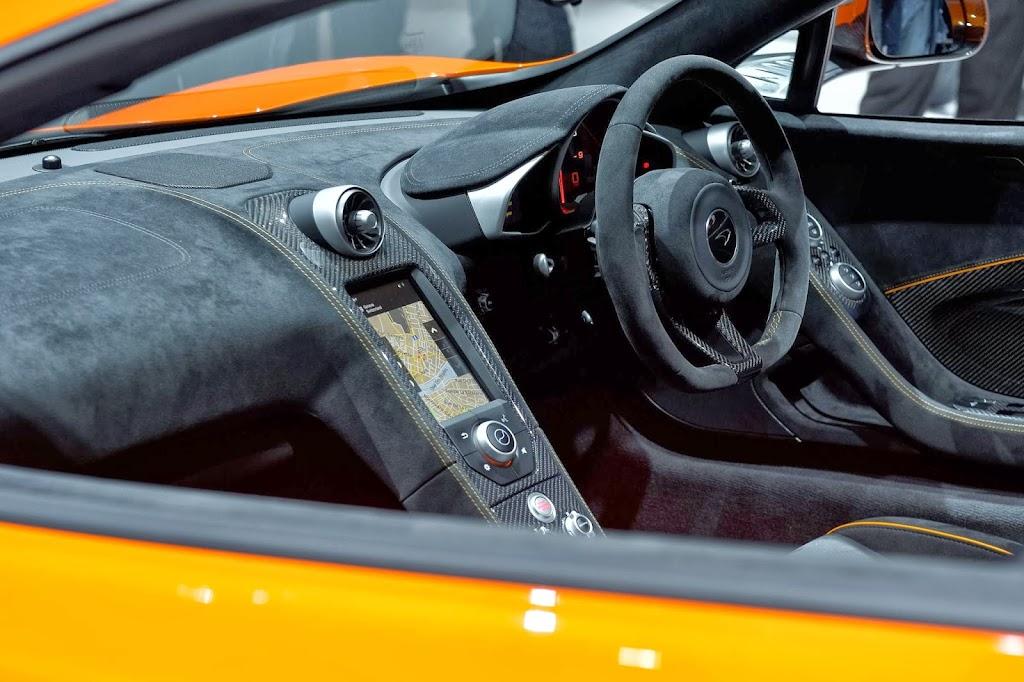 McLaren 650S Spider Geneva Motor Show 1
