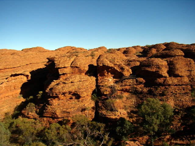Kings Canyon - Watarrkaa N.P.