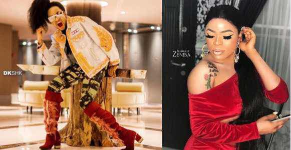 'My Baby Always Slaying' – Bobrisky Gushes Over Denrele #Abiodunsblog, ENTERTAINMENT, #bobrisky, #denreleednun