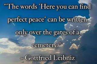 Gottfried Leibniz best quotes