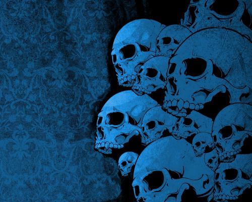 Dark Skulls, Death