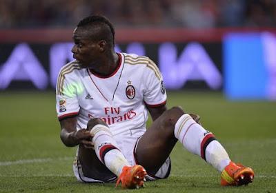 "Mario Balotelli: "" Je ne suis pas un top player """