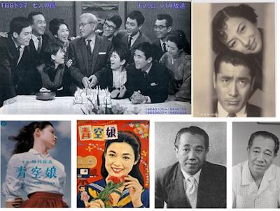 源氏鶏太、『七人の孫』など多数映像化もされた昭和の大衆小説家