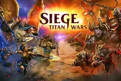 SIEGE: TITAN WARS v1.8.161 Full Apk Download