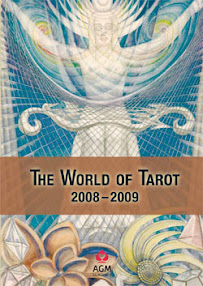 Cover of Aleister Crowley's Book The World Of Tarot