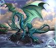 Water Dragon Sun