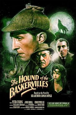 El perro de Baskerville - The Hound of the Baskervilles (1959)