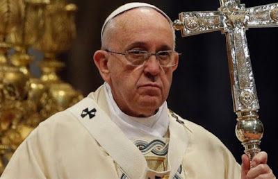 Pope Francis: Christianity And Islam The Same