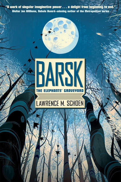 Barsk: The Elephants' Graveyard cover