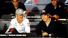 Michael Schumacher & Sebastian Vettel