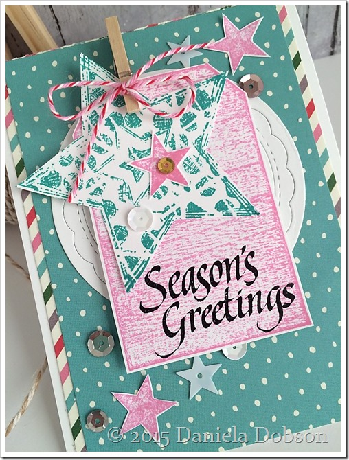 Season's Greetings close by Daniela Dobson