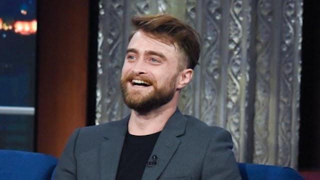 Daniel Radcliffe revela que só ficou impressionado por trabalhar com Gary Oldman