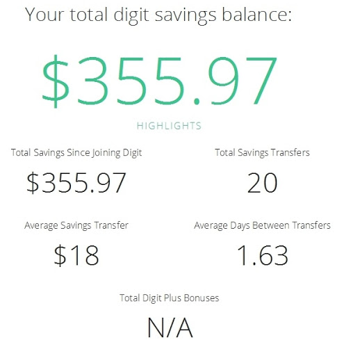 digit review - The easy way to save