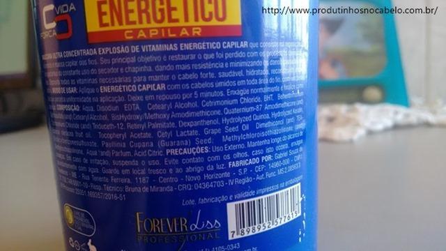 Energético Capilar