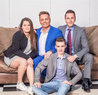 IVF Kids Raised By Britain's First Gay Couple Reveals Luxury Lifestyle