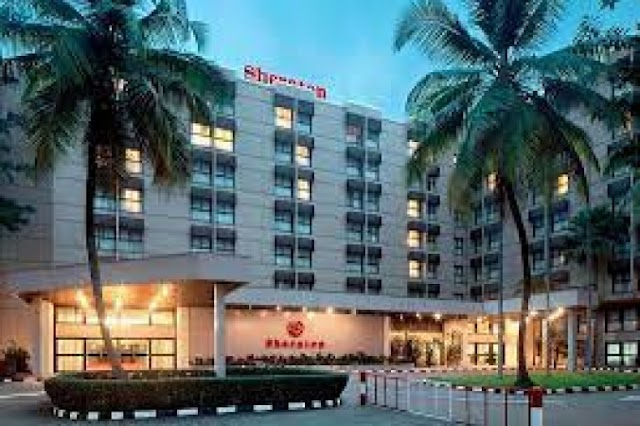 Trouble at Sheraton Hotels as expatriate GM beats up Nigerian staff