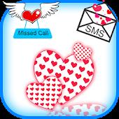 Love Heart Live Widget