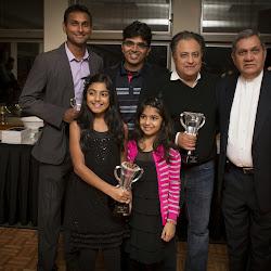 SAGA OPEN 2013 AWARDS RECEPTION