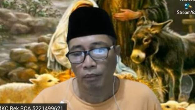 Rekam Jejak Ngerih Muhammad Kece, Punya Dua Agama Sekaligus