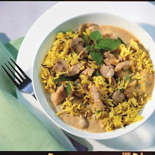 Puten-Reis-Pfanne
