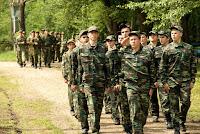 военно-полевые сборы в