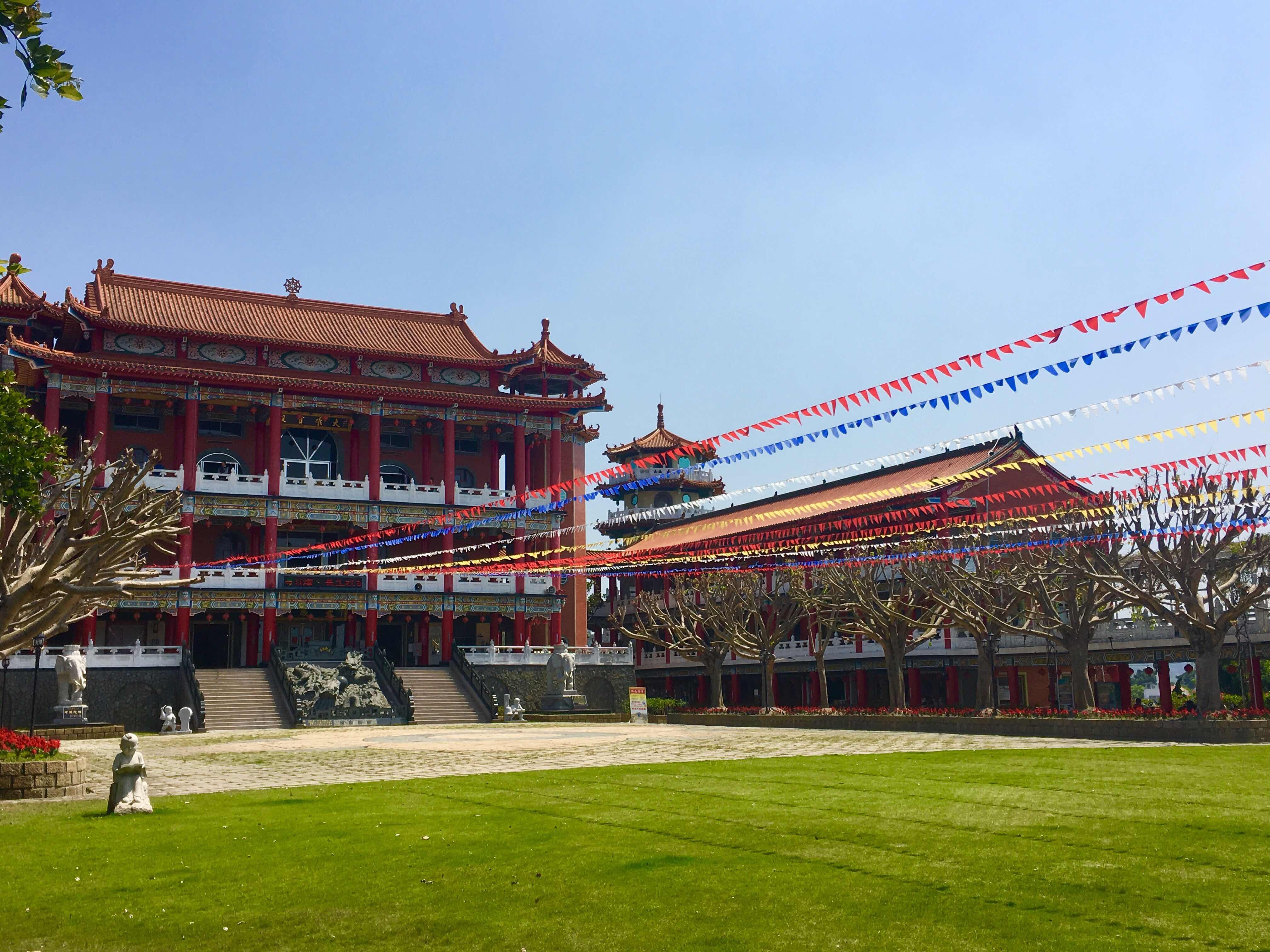 great Buddha Baguashan Changhua Taiwan
